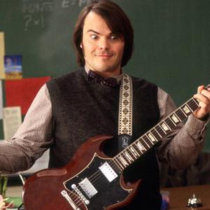 Jack Black, School of Rock, Onscreen Teacher