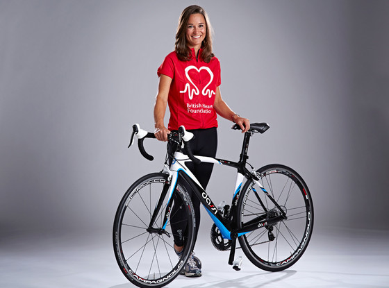 Pippa Middleton Announces That She 39 S Joining 54 Mile