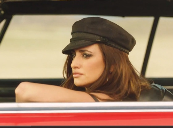 L'Agent, Penelope Cruz