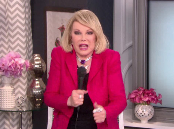 FP Clip, Joan Rivers