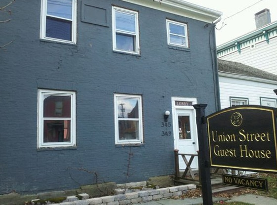 Union Street Guest House, Yelp Review