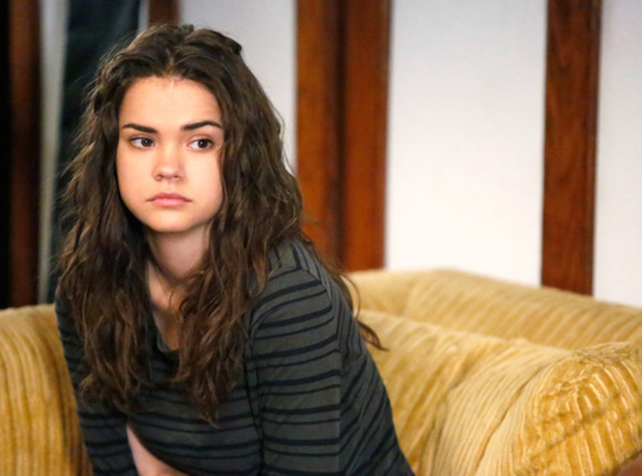 The Fosters, Maia Mitchell