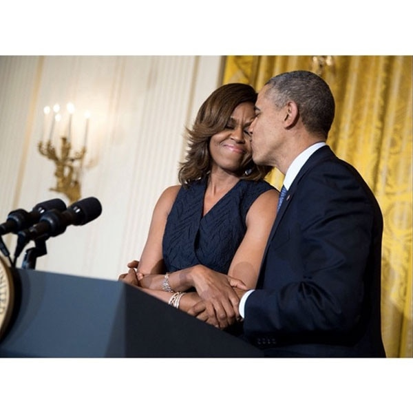 Michelle Obama, Barack Obama, Instagram, Best Moments