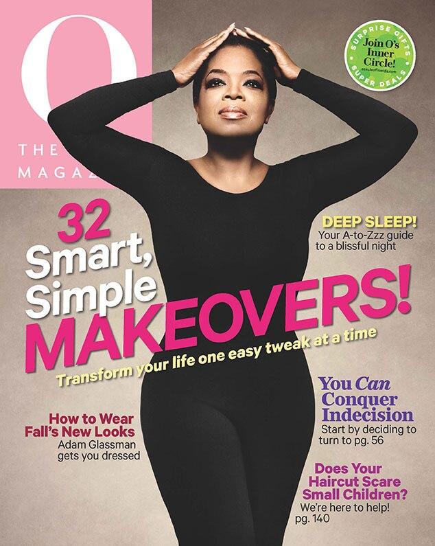 Oprah Winfrey, O, Oprah Magazine
