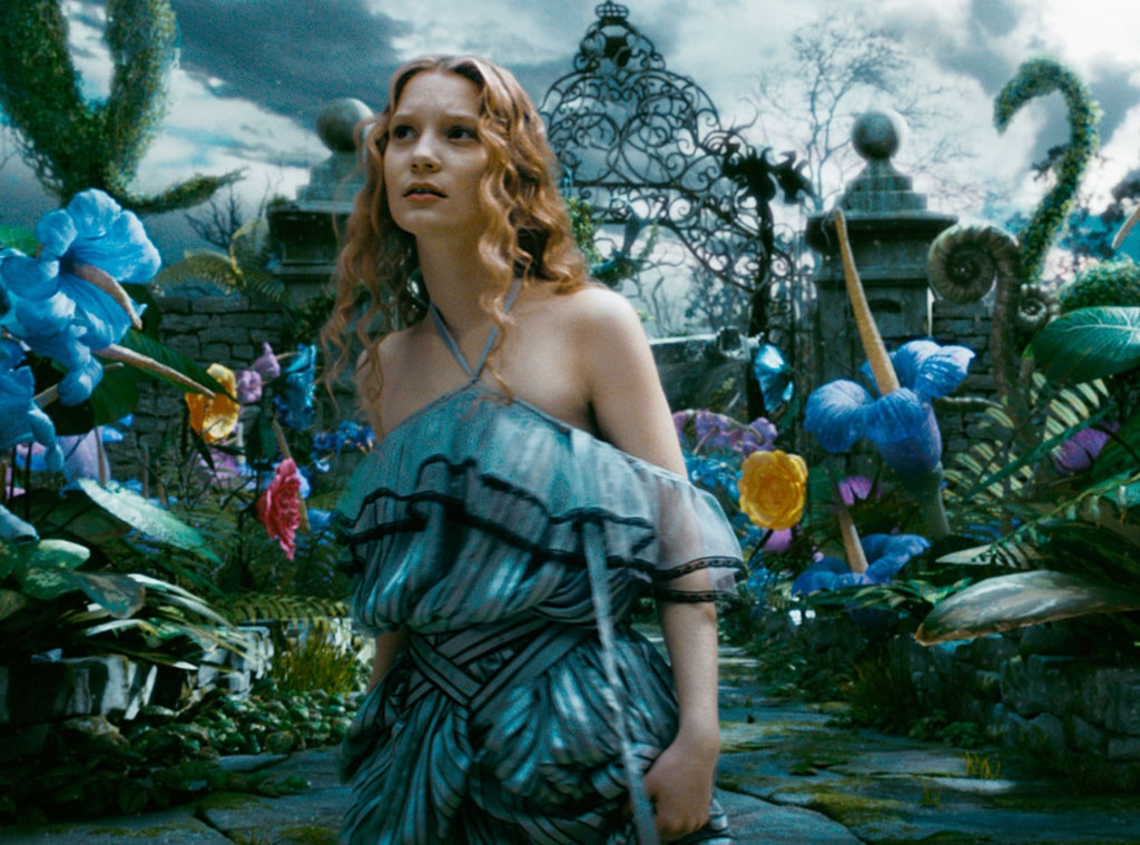 Alice in Wonderland, Mia Wasikowska