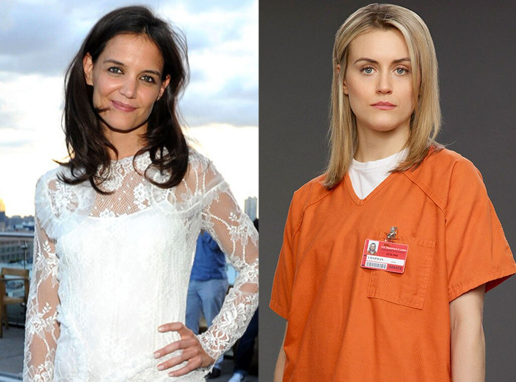 Katie Holmes, Taylor Schilling