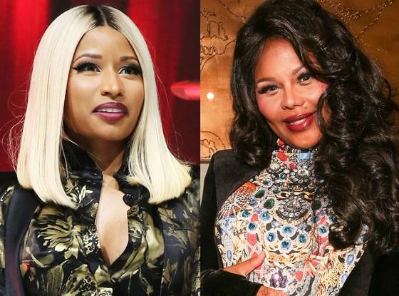 Nicki Minaj, Lil Kim