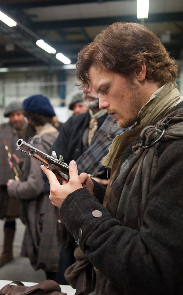 Outlander, Sam Heough, Behind the Scenes