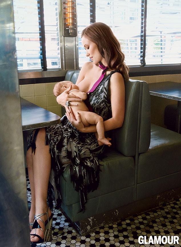 Olivia Wilde, Glamour Magazine