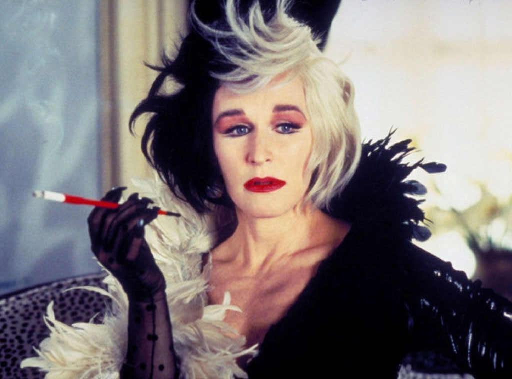 101 Dalmatians, Glenn Close