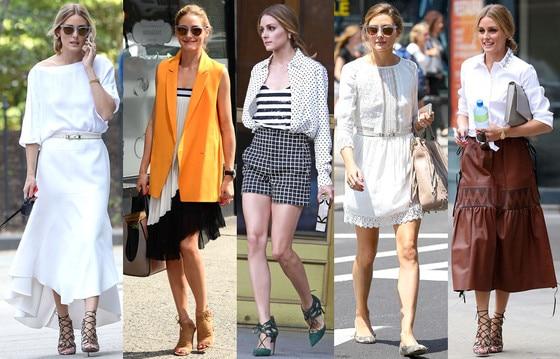 Olivia Palermo Summer Street Style
