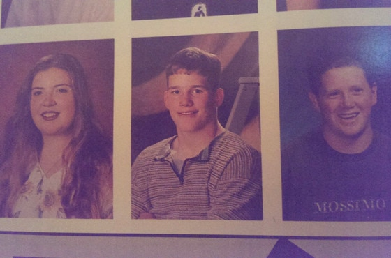 Chris Pratt, Yearbook