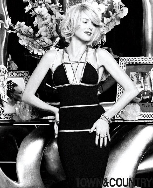 Naomi Watts, Town & Country