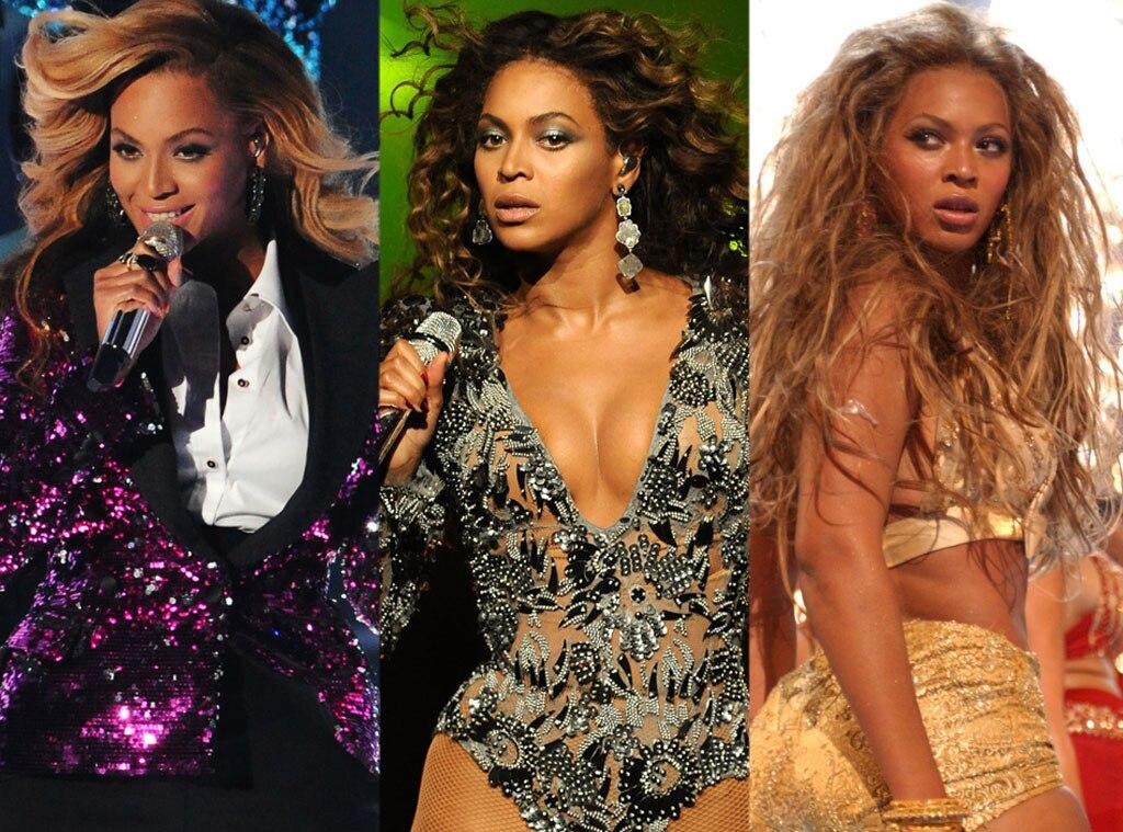 Beyonce, VMA's, 2011, 2009, 2003