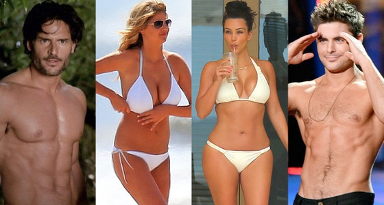 Best of Summer, Hottest Bods