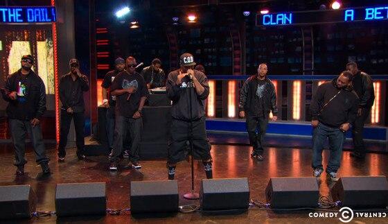 Wu-Tang Clan, Daily Show