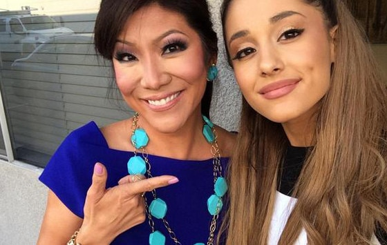 Julie Chen, Ariana Grande, Instagram, Big Brother