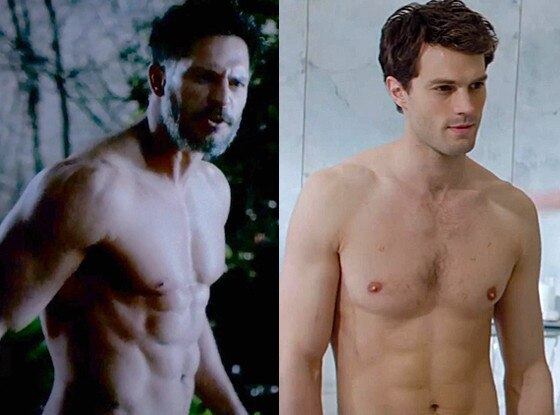 Joe Manganiello, Jamie Dornan, Best of Summer Hottest Bods