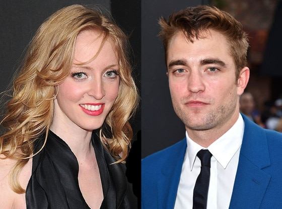 Lizzy Pattinson, Robert Pattinson