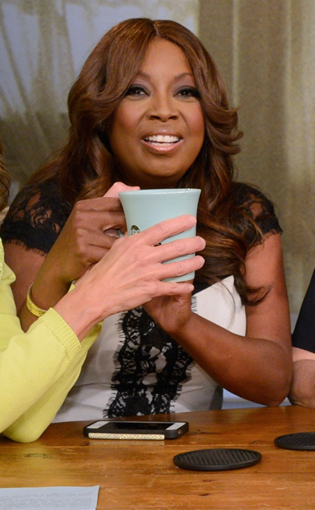 Star Jones, The View