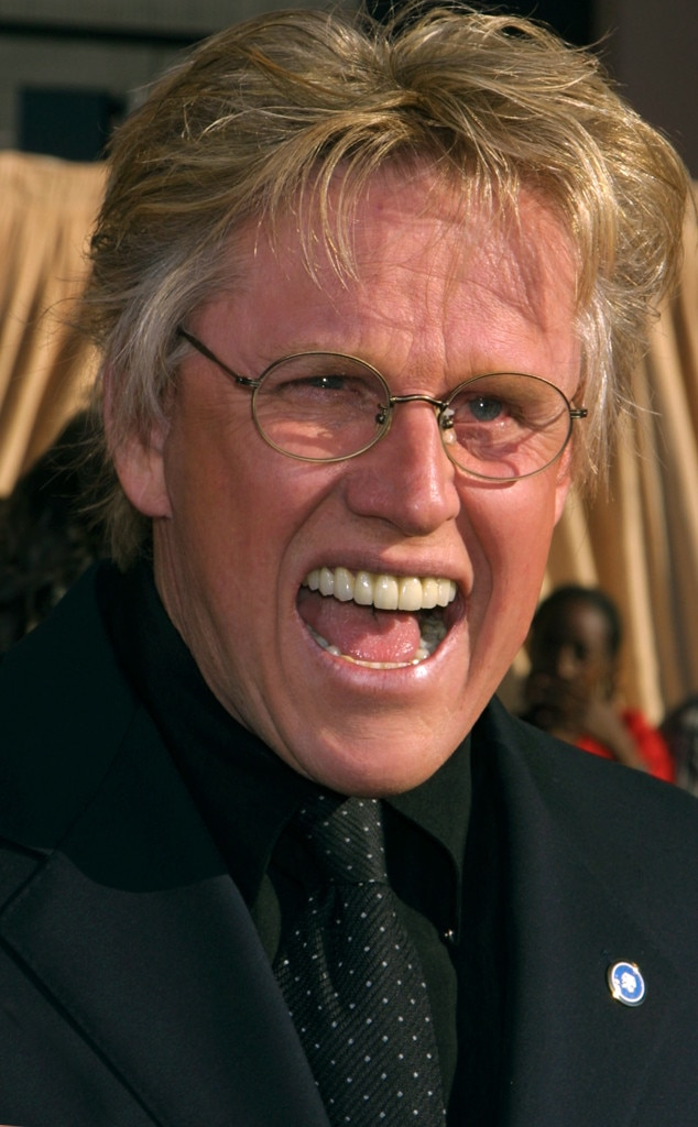 Gary Busey, Celeb Shark Smiles, Shark Week
