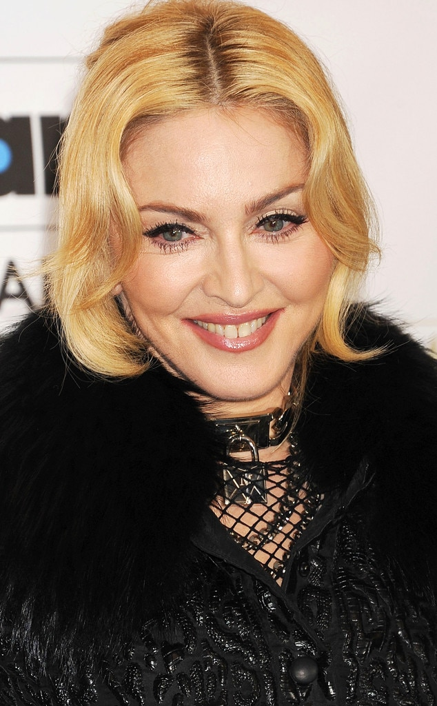 Madonna, Celeb Shark Smiles, Shark Week