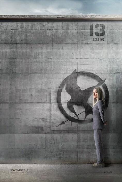 Hunger Games, Mockingjay, Poster