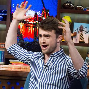 Daniel Radcliffe, Watch What Happens Live