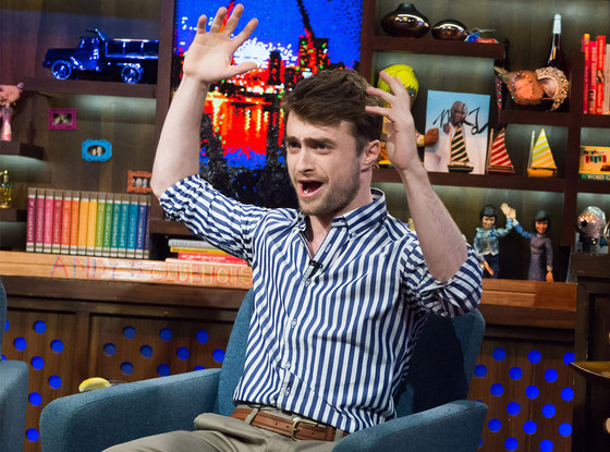 Daniel Radcliffe, Watch What Happens Live