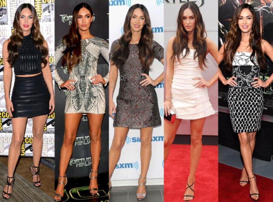 Megan Fox, Best Looks
