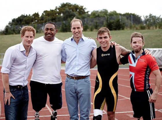 Prince Harry, Prince William, Invictus Games
