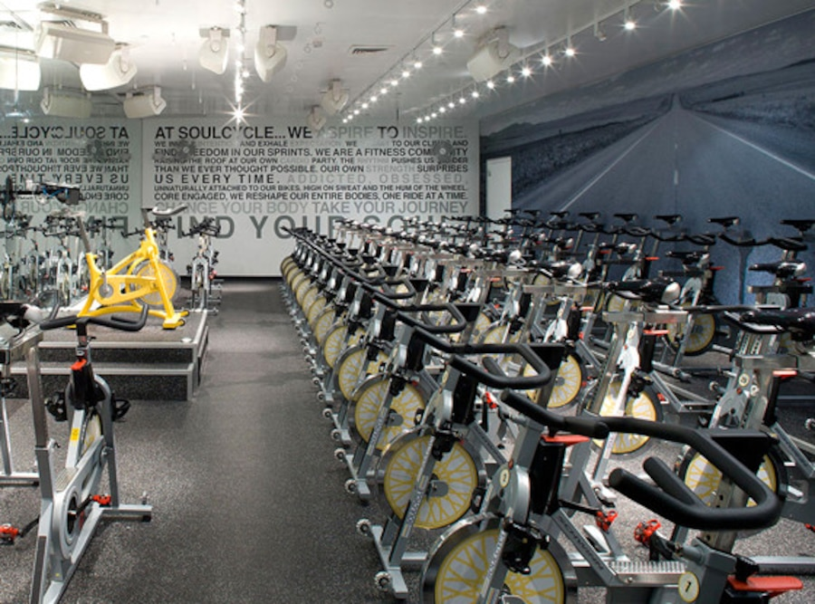 Celebrity Workouts, SoulCycle
