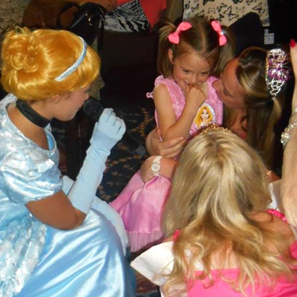 Ruby Myles Disneyland Trip