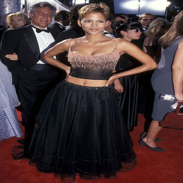 Halle berry from worst dressed stars ever at the emmys e - Halle d entree ...