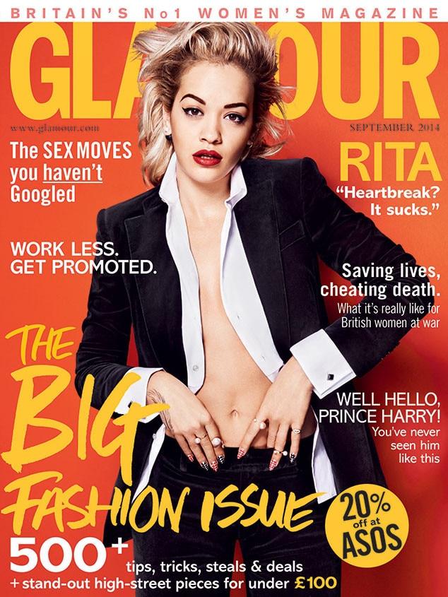 Rita Ora, Glamour UK