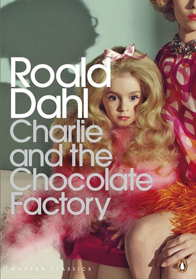 Roald Dahl, Charlie and The Chocolate Factory, 2014