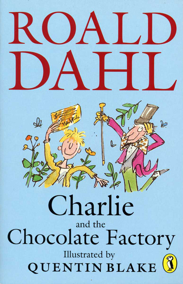 Roald Dahl, Charlie and The Chocolate Factory, 1995