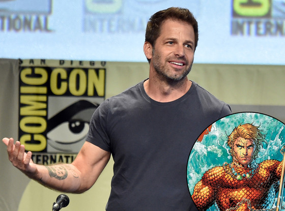 Zack Snyder, Aquaman