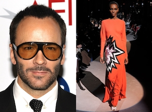 Tom Ford, Cheat Sheet