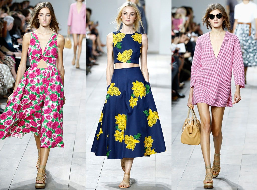 Michael Kors from Best Shows of New York Fashion Week ...