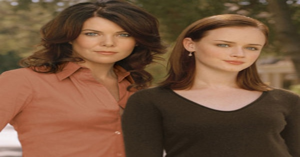 what gilmore girls taught us about mother daughter relationships e news. Black Bedroom Furniture Sets. Home Design Ideas