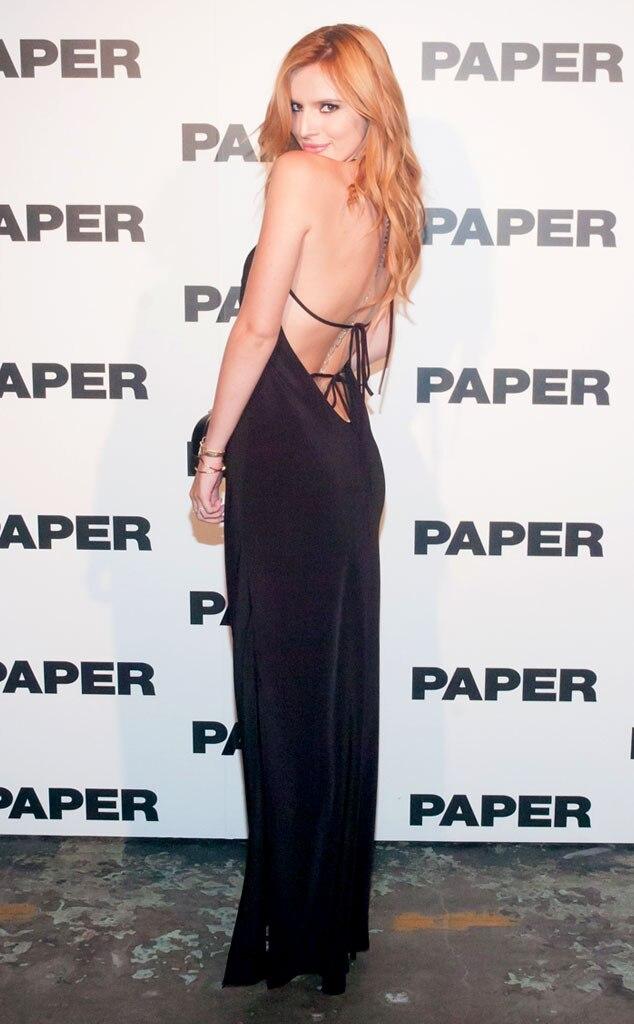 Bella Thorne, New York Fashion Week, NYFW