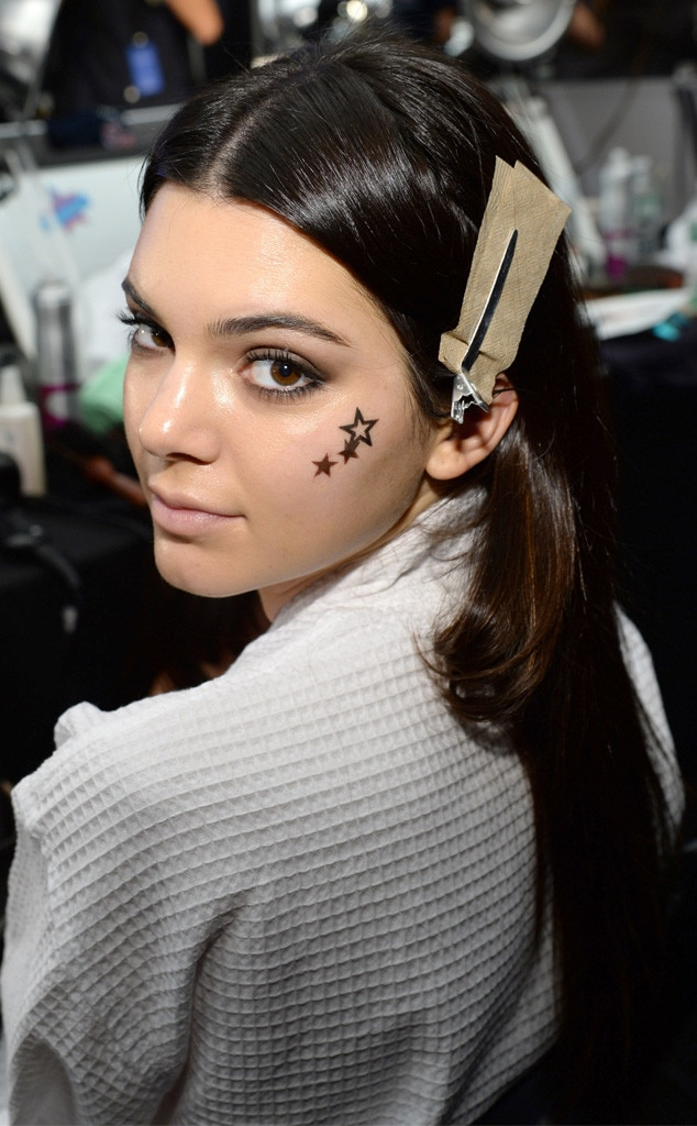Tommy Hilfiger from NYFW Spring 2015 Best Makeup Looks