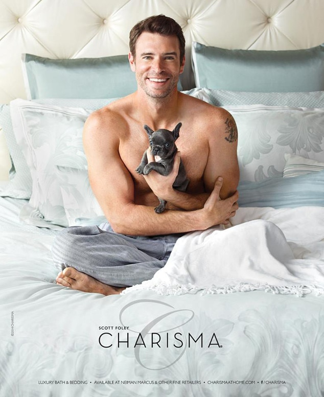 Scott Foley, Charisma Home