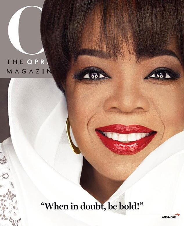 Until Oprah Magazine Makeover My Resume statement