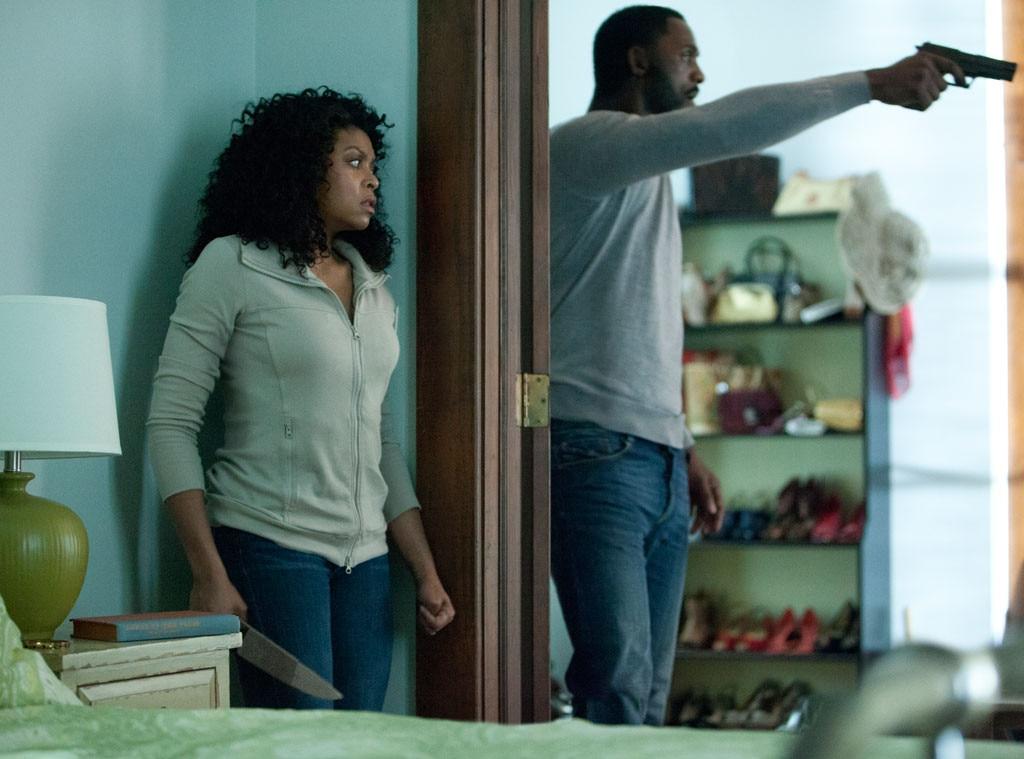 Idris Elba, Taraji P Henson, No Good Deed