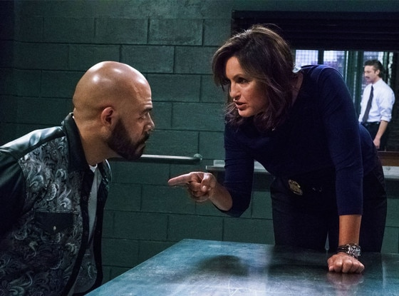Why Mariska Hargitay Is Even More In Love With Law And