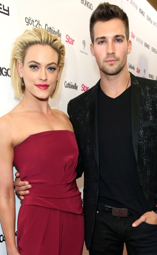 James Maslow and Peta Murgatroyd from Did You Know These ...