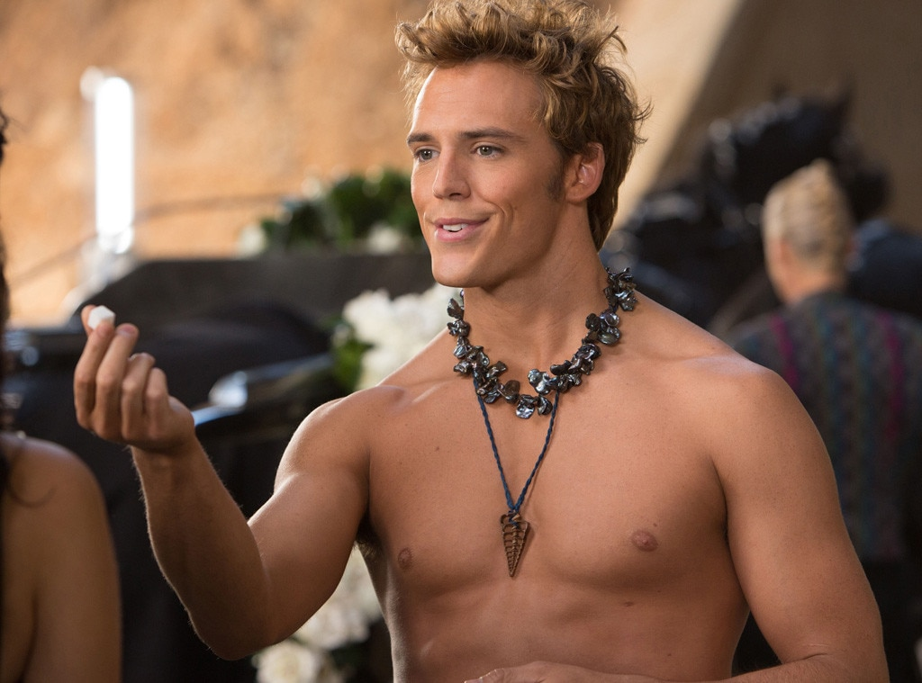 The Hunger Games: Catching Fire, Sam Claflin