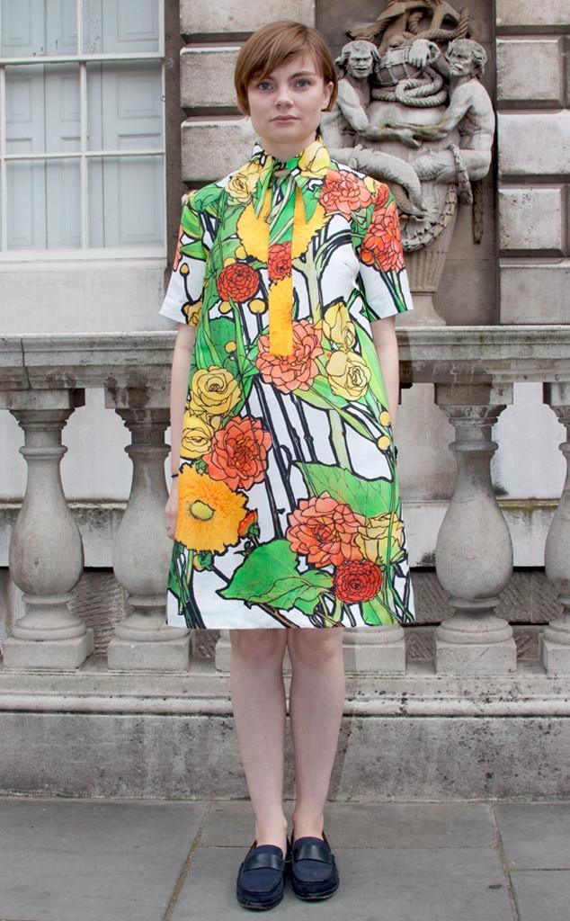 Robin Underwood From Street Style London Fashion Week
